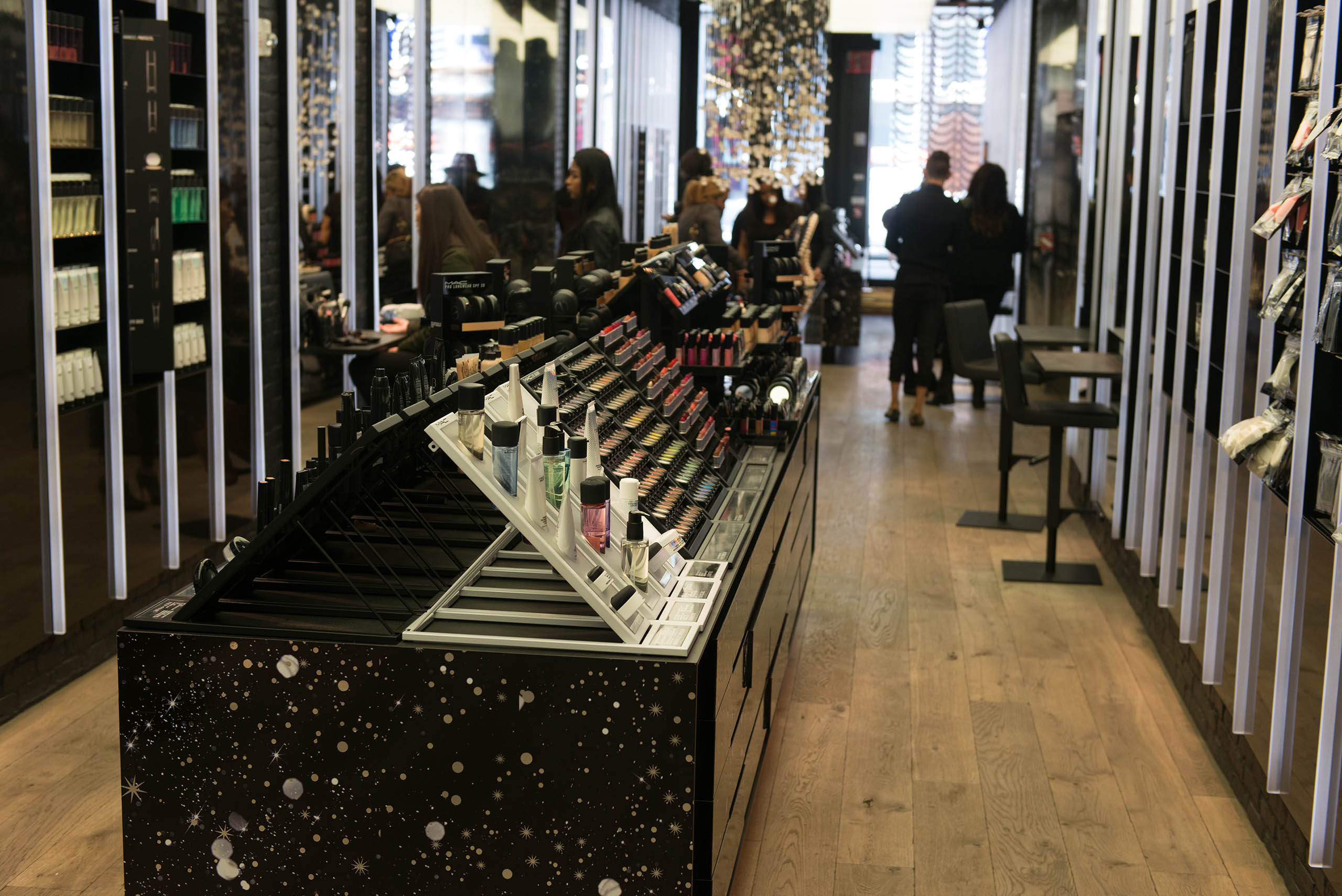 MAC Cosmetics NYC Store