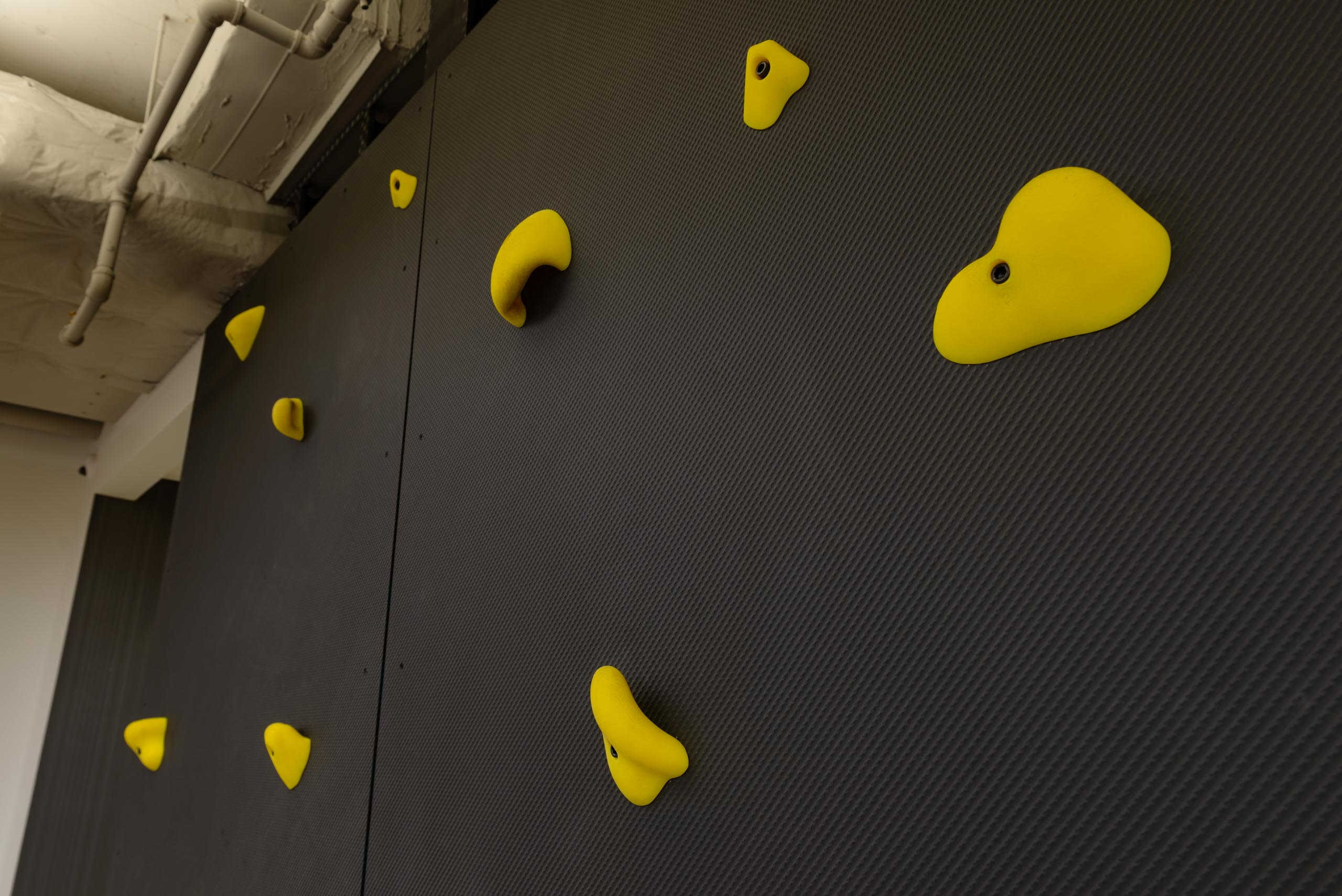 Tekstur Climbing Wall Close Up Right