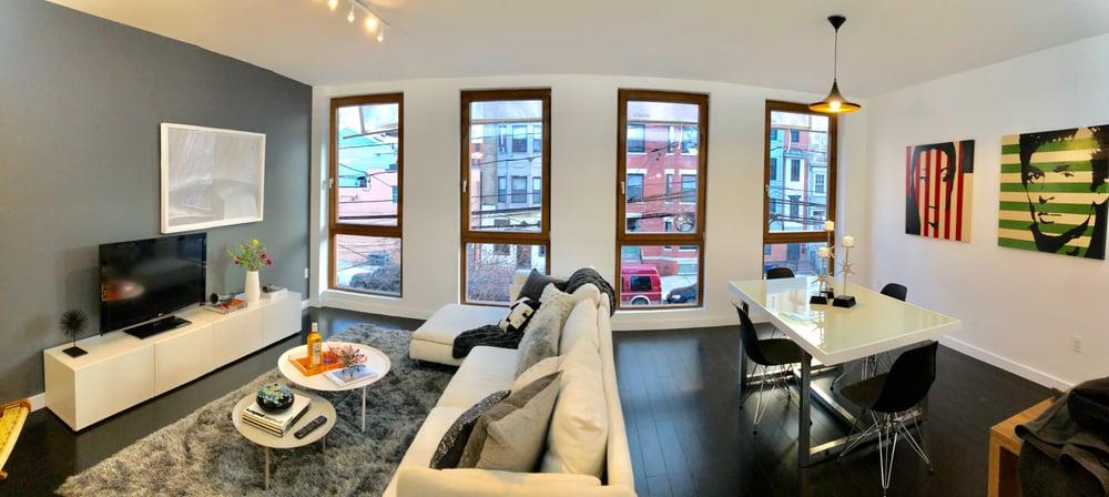 54 Bright Living Room Windows