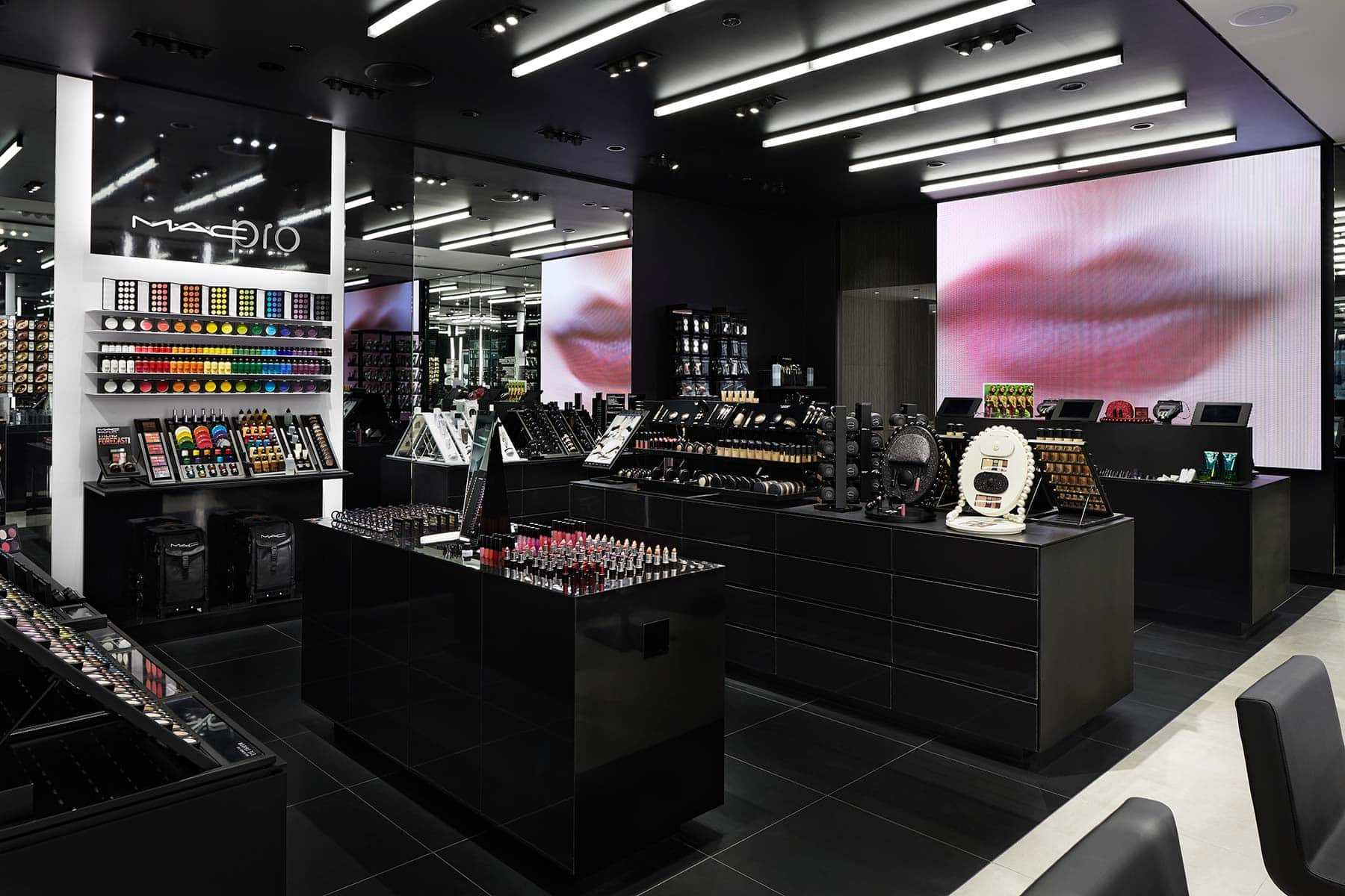 MAC Cosmetics Retail Store