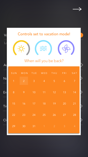 Grove Smartphone App