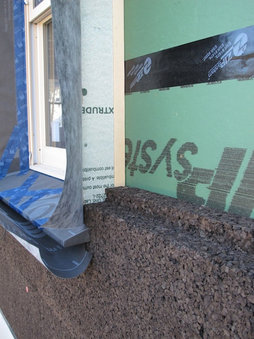 Thermacork Residential Shiplap Insulation
