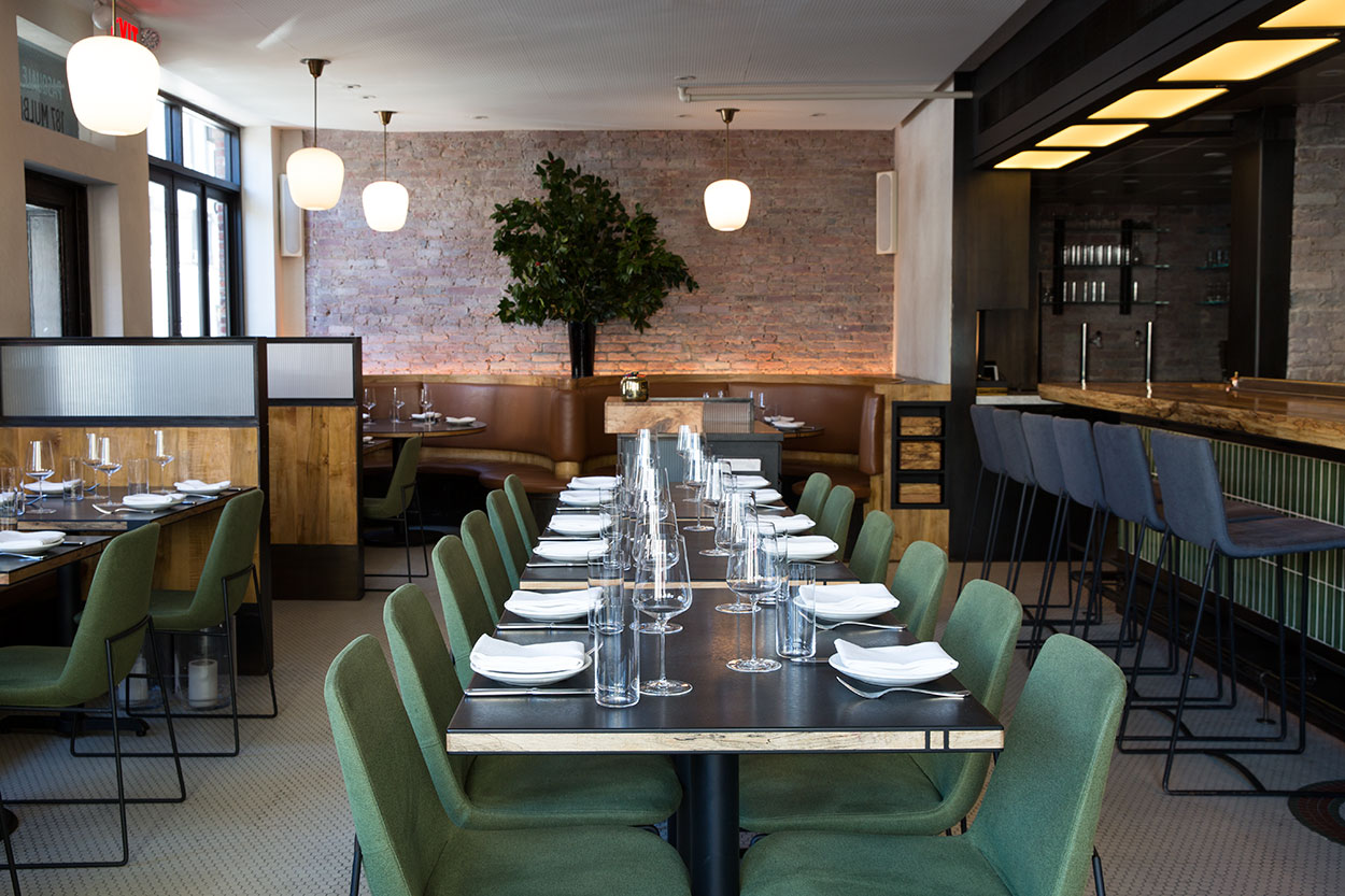 Pasquale Jones Richlite Table Tops